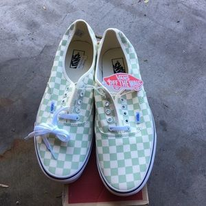 Vans Authentic Checkerboard size 13 Brand New